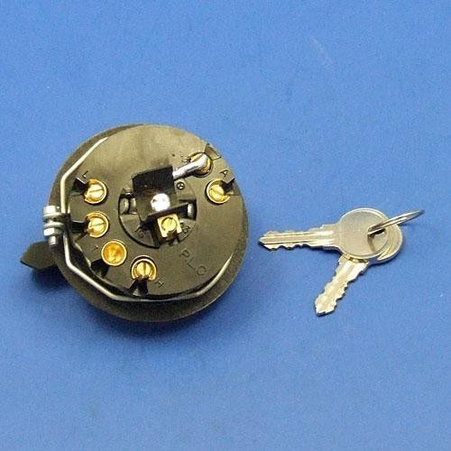 PLC5 ignition switch