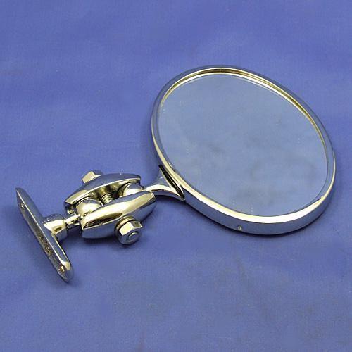 997 Desmo Oval Rear View Mirror Exterior Mirror