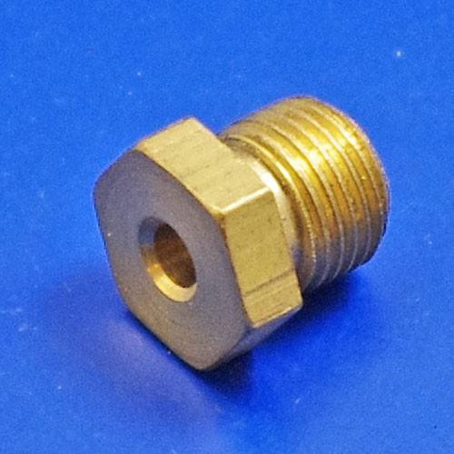 Nuts - solderless - 1/4 tube