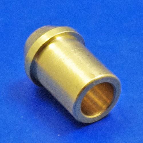 solder pipe nipple - CA126 1/4 inch pipe nipple for 1/4 BSP nut