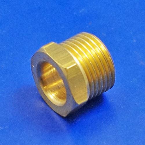 Nuts - solderles - 5/16 tube
