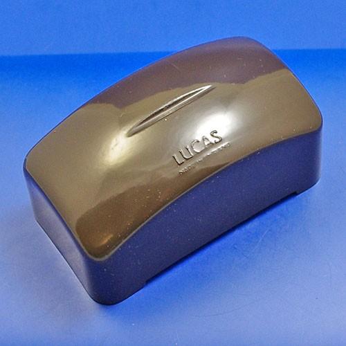CJR3 brown cutout box lid