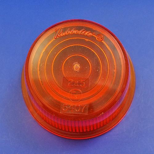 spare lens - amber lens