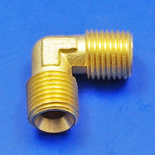 brass elbow - brass elbow - 1/4 BSP