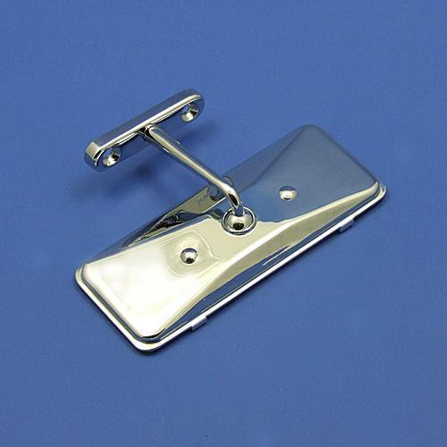 766 interior rear view mirror interior mirror accessories vintage car parts. Black Bedroom Furniture Sets. Home Design Ideas