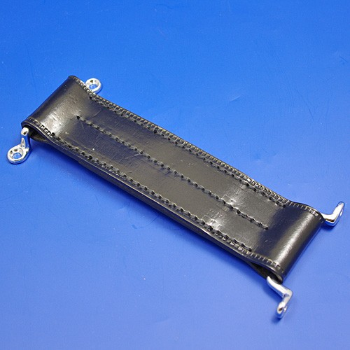 door check retainer leather - door check strap leather
