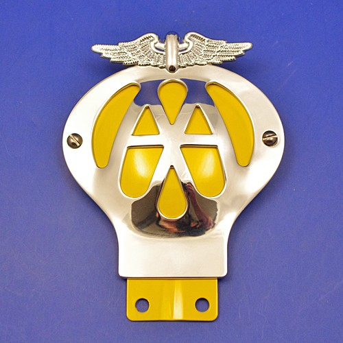 Automotive Club Badges Vintage Aa Badge Vehicle Parts & Accessories