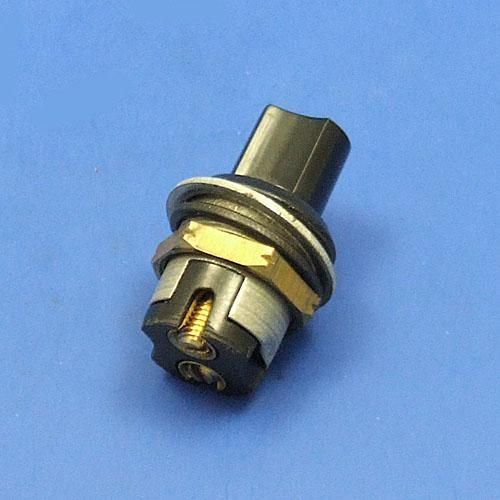 turn switch - chrome bezel