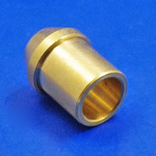 solder pipe nipple - CA128 3/8 inch pipe nipple for 3/8 BSP nut