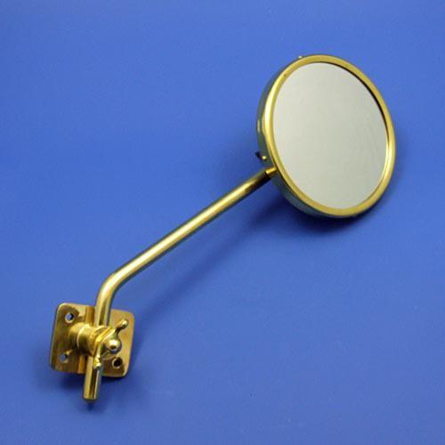 Toby circular mirror