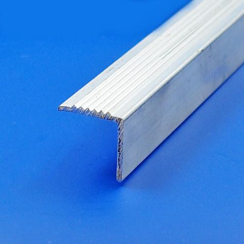 aluminium strip fluted angle