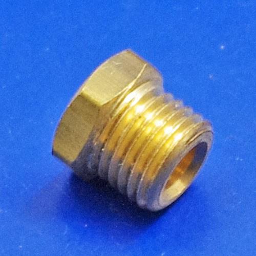 Ca nuts solderless tube fittings taps