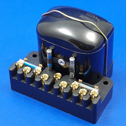 12 volt regulator and cut out type RF95