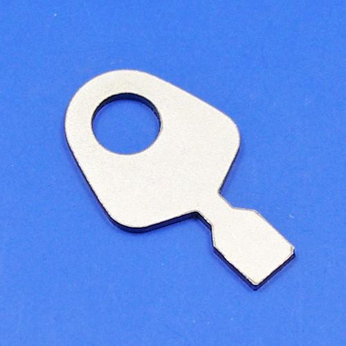 spade ignition key