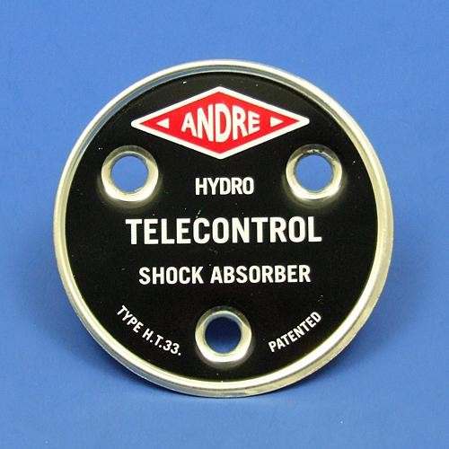 Andre Telecontrol indicator dial