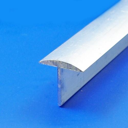 alumininium strip  - offset tee section