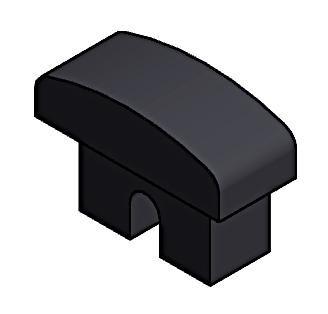 door buffer rubber