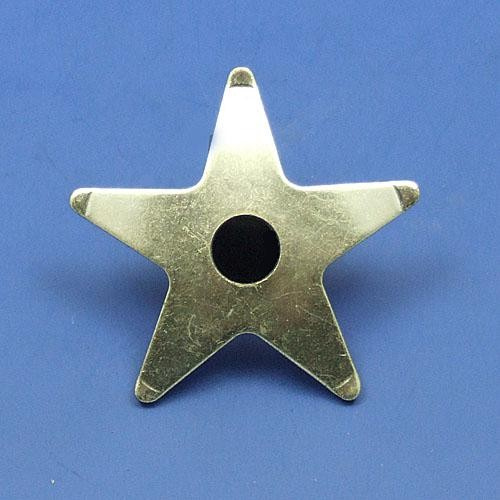 small pointed star spring