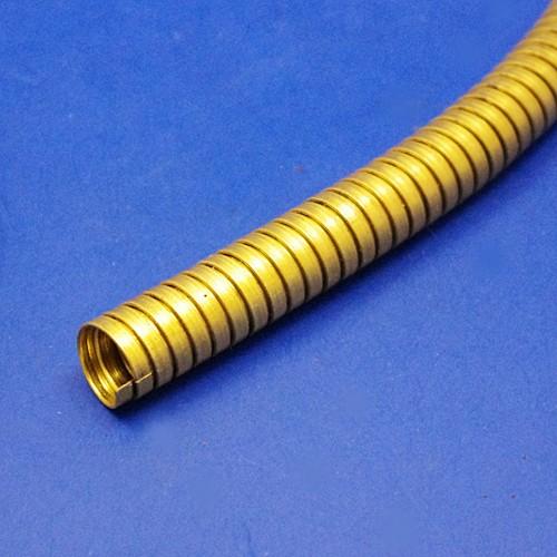 Brass horn conduit tube