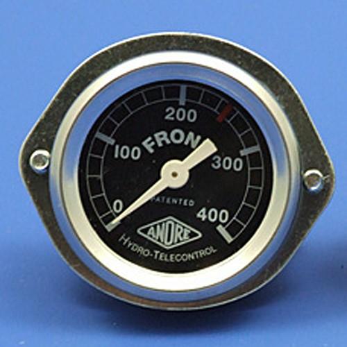 Andre telecontrol gauge - Front