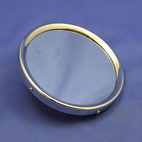 806l large round rear view mirror exterior mirror accessories vintage car parts. Black Bedroom Furniture Sets. Home Design Ideas
