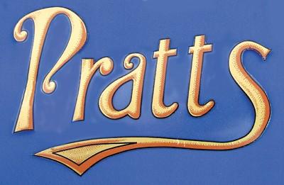 Pratts transfers (pair)