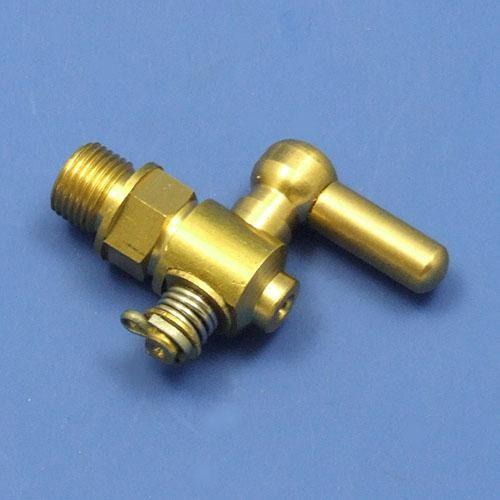 straight drain tap