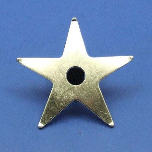 large pointed star spring