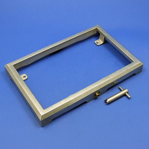 petrol can frame holder frame