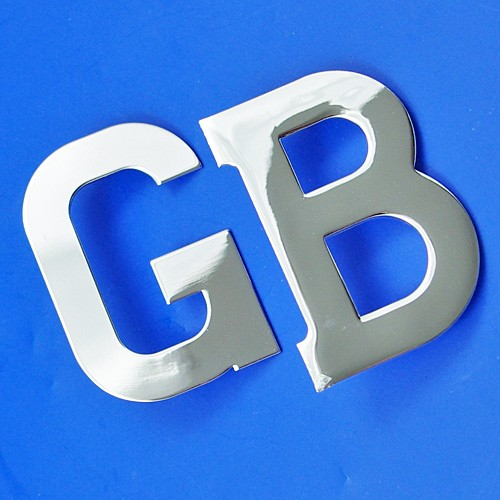 GB letters