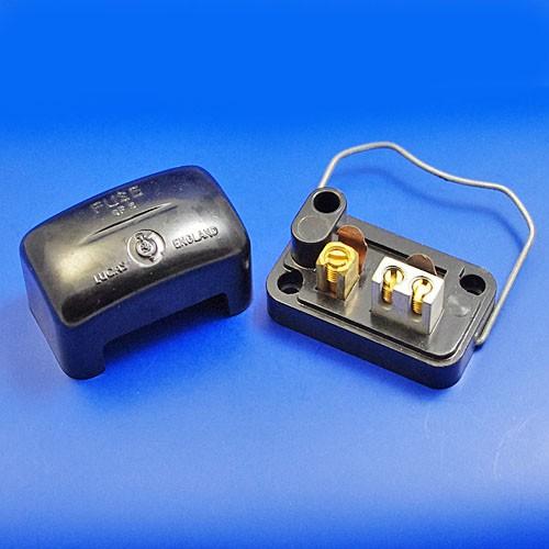 37260 original lucas single fuse box junction and fuse box electrical vintage car parts