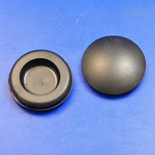 blanking grommet no hole - 22mm panel hole - 25 pieces