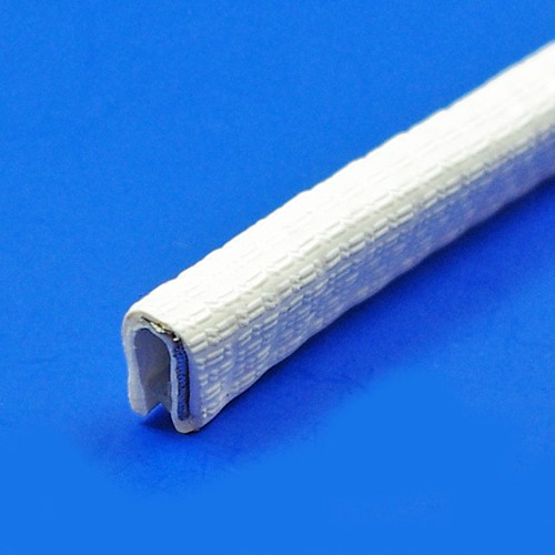 edge trim - pvc - small - small edge trim white