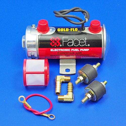 1337-CF: Facet fuel pump - 12 volt - fast road - Fuel System ...
