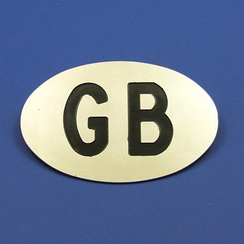 GB plaque