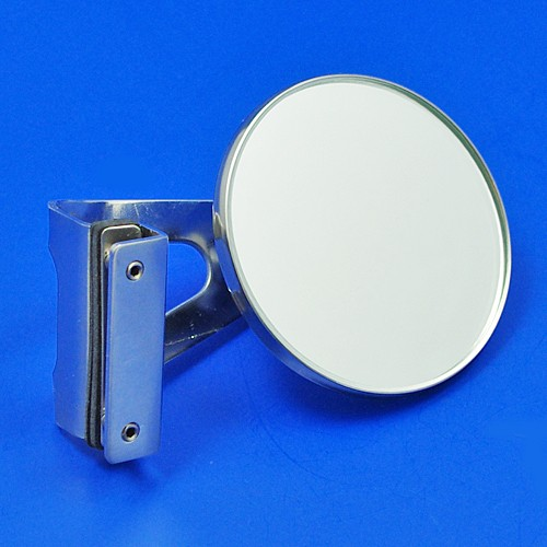 clamp on circular mirror