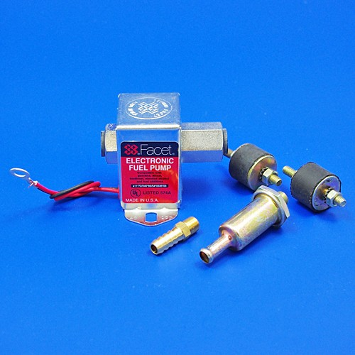 Facet fuel pump - 12 volt - fast road