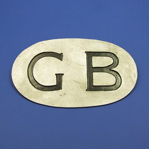 GB plaque