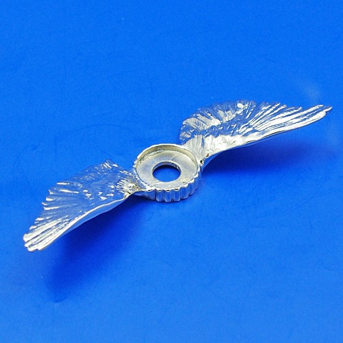 calormeter wings - flight - chrome