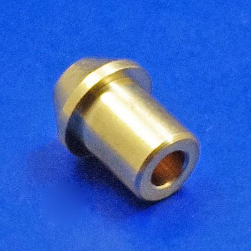 solder pipe nipple - CA124 1/8 inch pipe nipple for 1/8 BSP nut