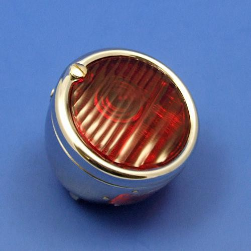 rear lamp ST38 - all chrome with side lens