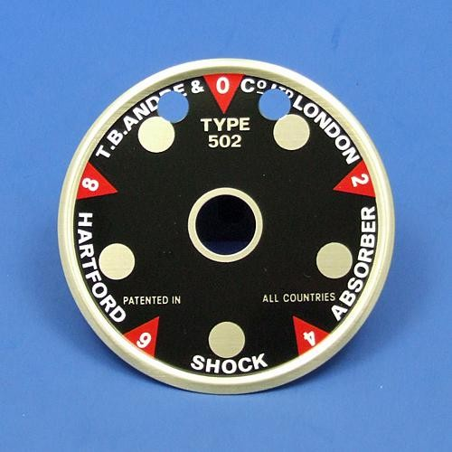 Andre Hartford dial type 502