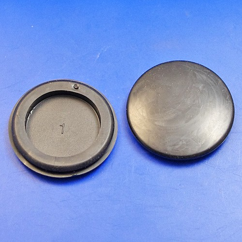 blanking grommet no hole - 32mm panel hole - 10 pieces