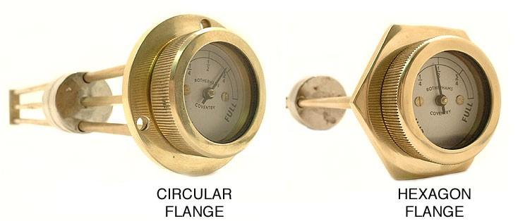 fuel slide gauge