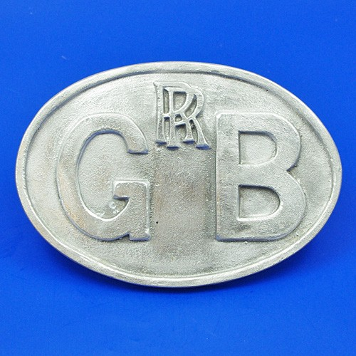 cast GB plate with RR