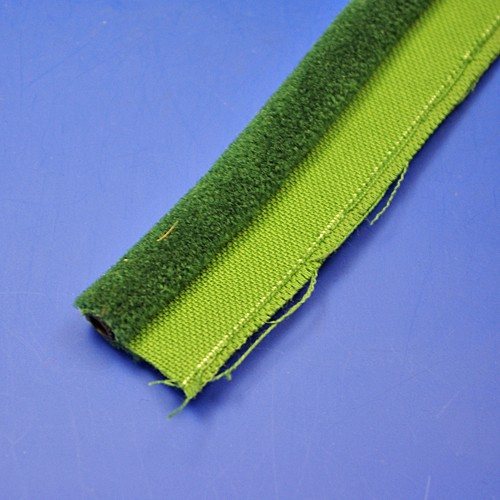 furflex draught excluder - 242 green