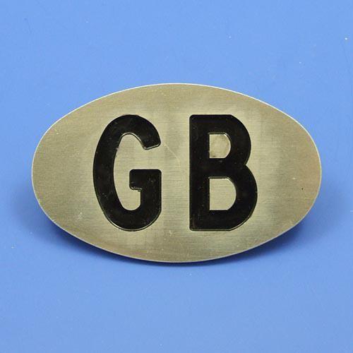 GB plaque - GB plaque