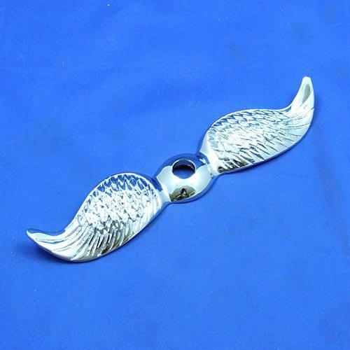 wings for Boyce motometer - chrome