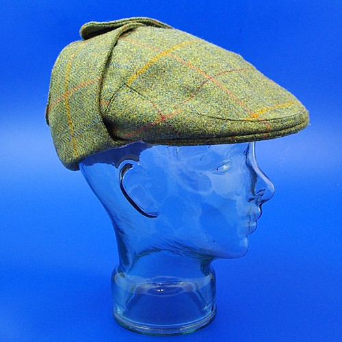 Brooklands motoring cap