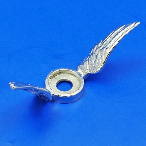 calormeter wings - high - chrome